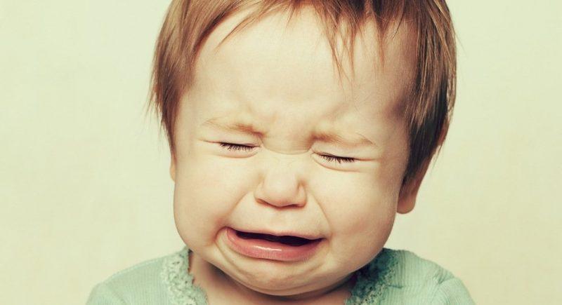 Pleurs de bébé 6 mois